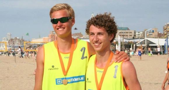 Ruben Kerkhof Nederlands Kampioen