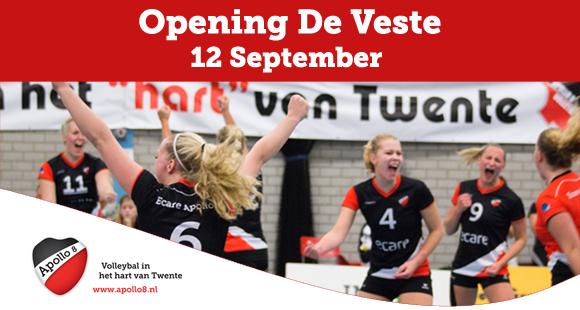 Opening Veste-site