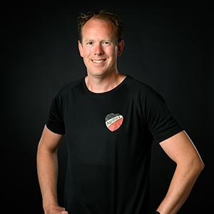 Bart Oosting - hoofdtrainer