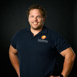 Roderik Möller - fysiotherapeut