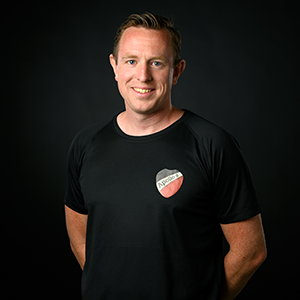 Thijs Oosting - hoofdtrainer